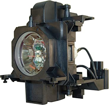 Comoze lamp for eiki poa-lmp136 projector with housing