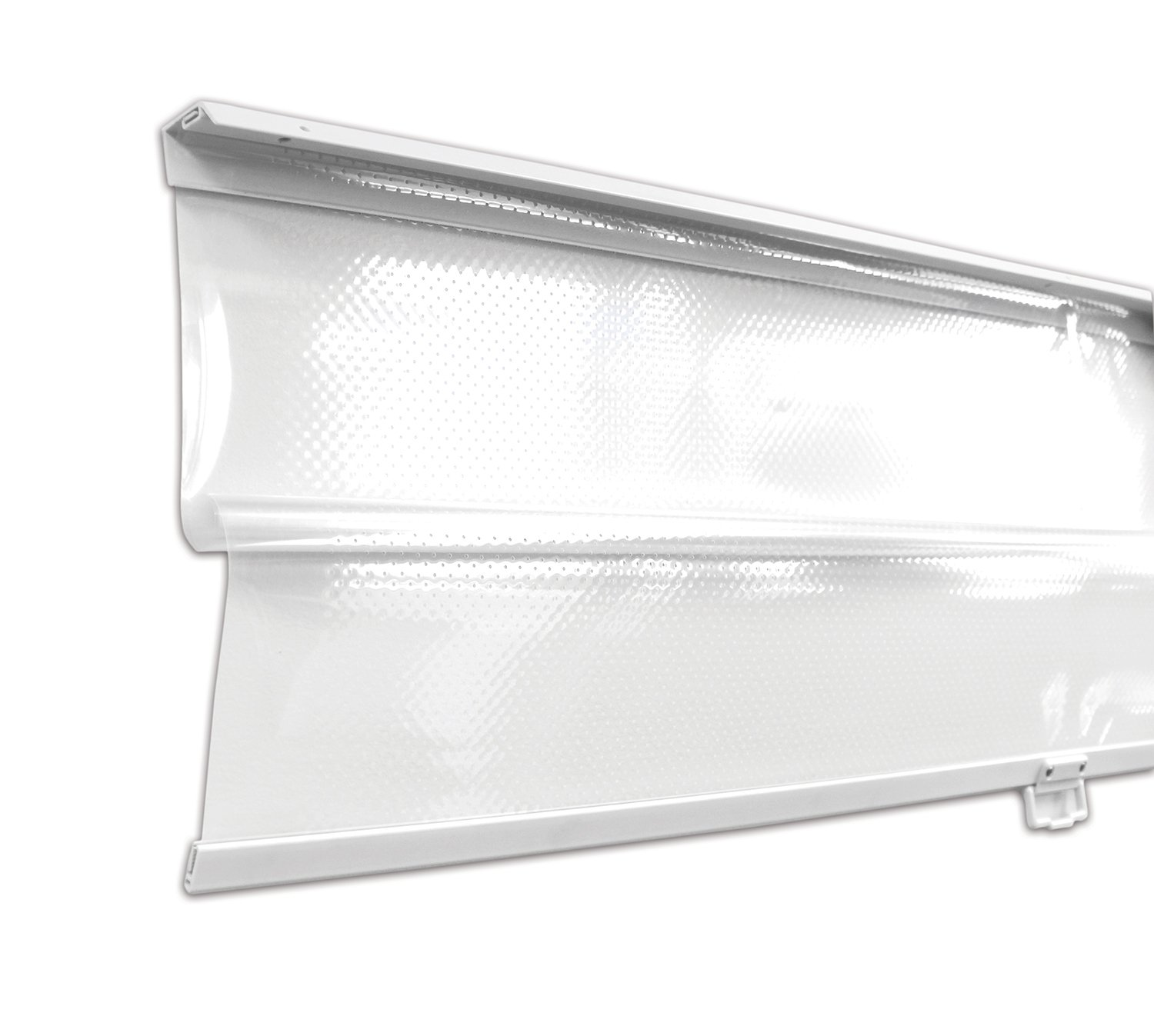 Eliason Double-Action Econo Cover (Night Shade for Open Refrigerator), Clear by Eliason (Image #2)
