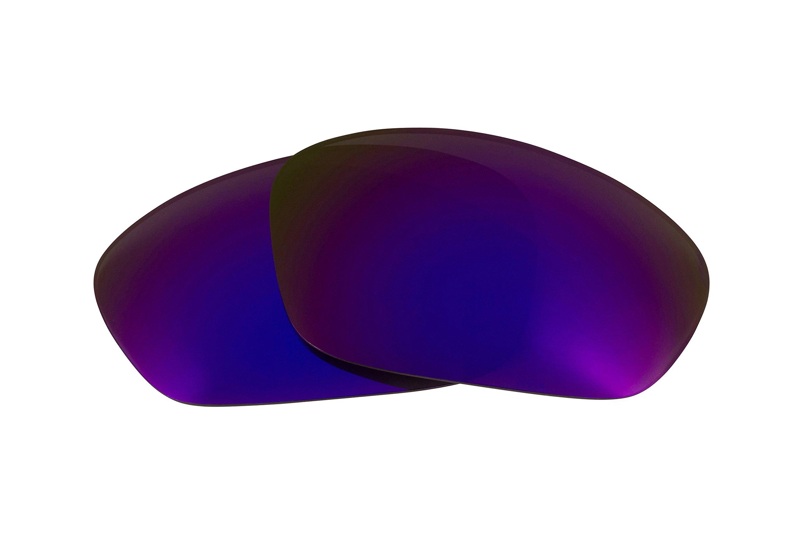 Best SEEK Replacement Lenses Oakley STRAIGHT JACKET - Polarized Purple