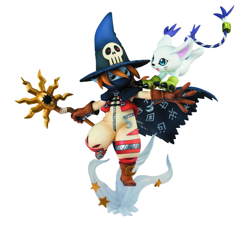Unbekannt Megahouse Digimon Adventure: wizarmon wizarmon wizarmon & tailmon G.E.M. PVC Figur fff311