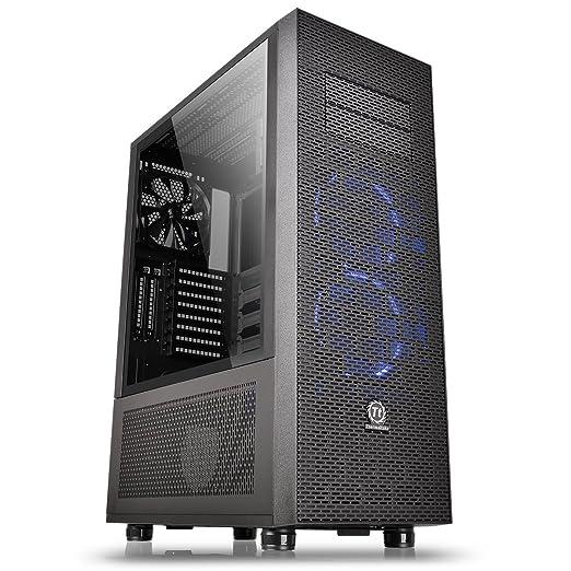 2 opinioni per Thermaltake Core X71 TG / Tempered Glass Case ATX per PC, Nero