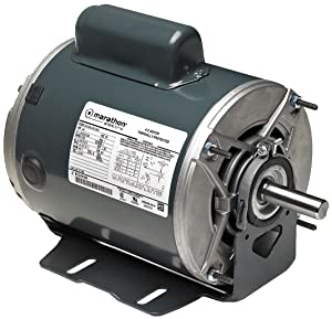 Motor, 1.5 HP, 1725 RPM, 115/208-230V, Auto