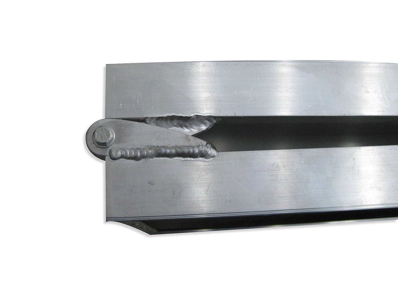 WORHAN/® Rampa de Carga Acceso para Mascota Perro 113kg Rigida Robusta Plegable Plataforma Aluminio Superficie Antideslizante DR38