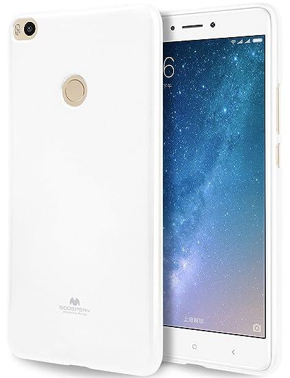 מרענן Amazon.com: GOOSPERY Marlang Marlang Xiaomi Mi Max 2 Case - White SX-23