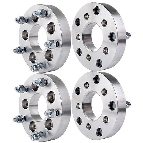 ECCPP 5 lug Wheel Spacer Adapters 1