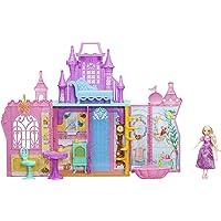 Disney Girls Playhouse Castillo y Muñeca Rapunzel