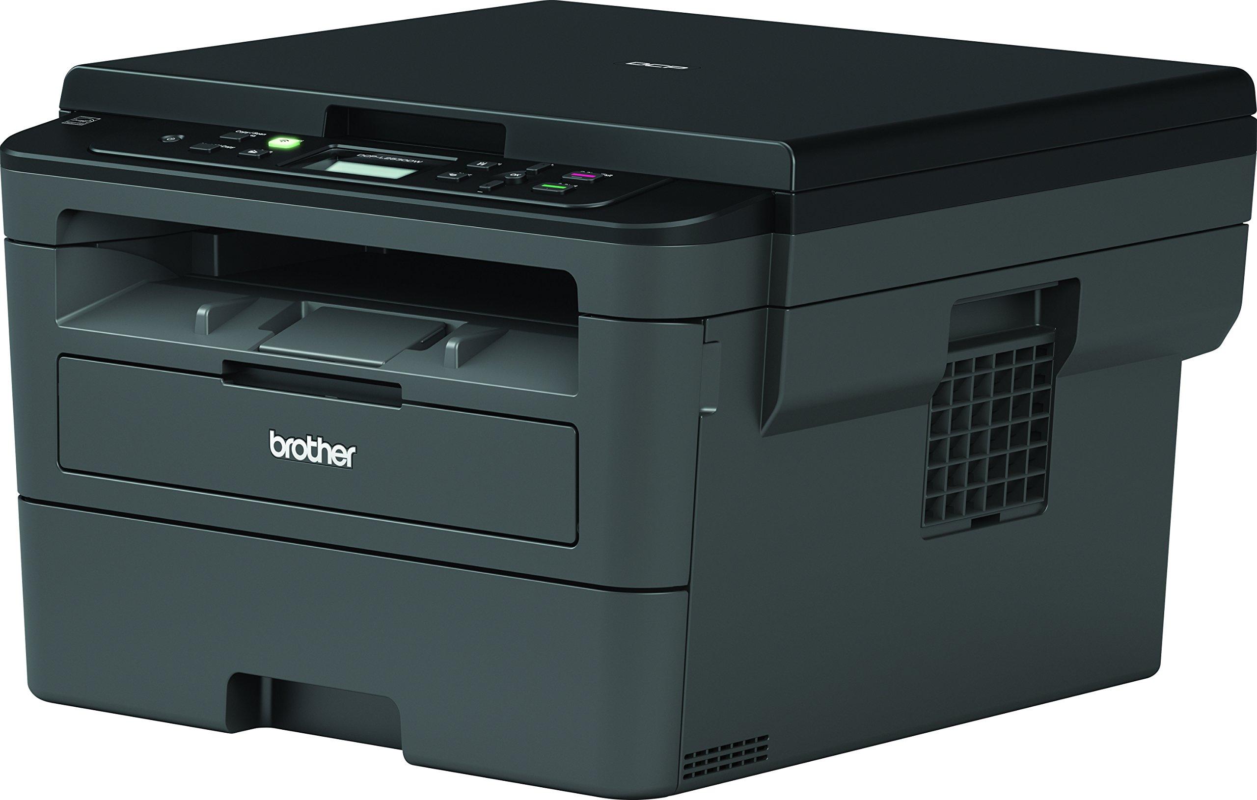 Brother DCPL2530DW - Impresora multifunción láser monocromo ...