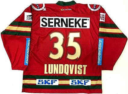 henrik lundqvist sweden jersey