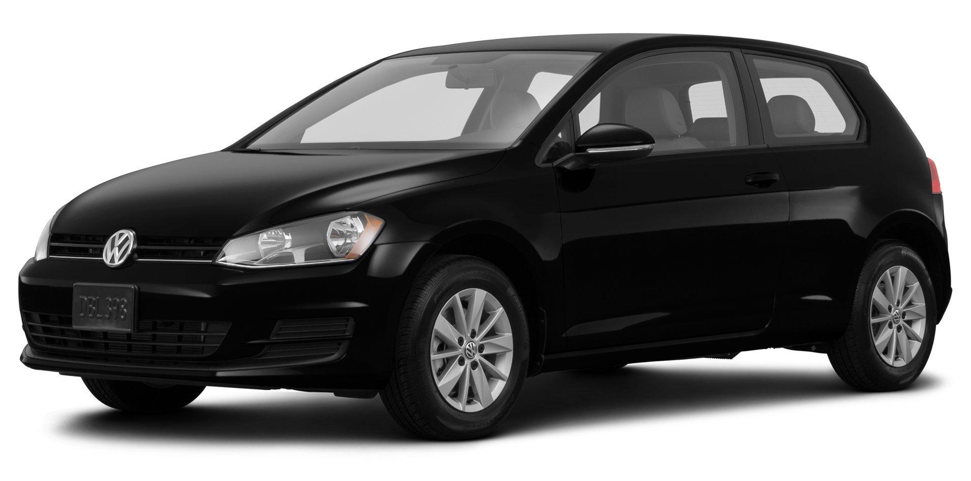 2015 Volkswagen Golf Launch Edition, 2-Door Hatchback Manual Transmission  ...