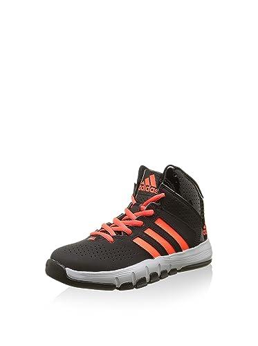 check out 90079 ac82f adidas Hightop Sneaker Cross Em 3 K Schwarz EU 40 (UK ...