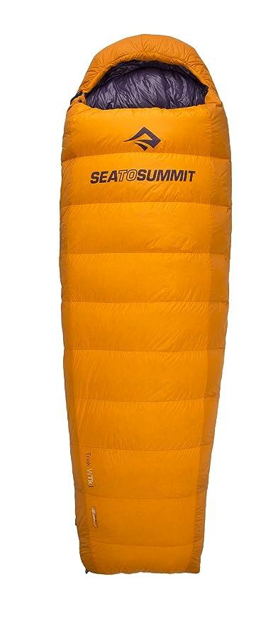 Sea to Summit Trek I - Saco de Dormir para Mujer, 28 Grados, 3