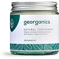 georganics Remineralizante Natural Aceite Coco Orgánico Pasta