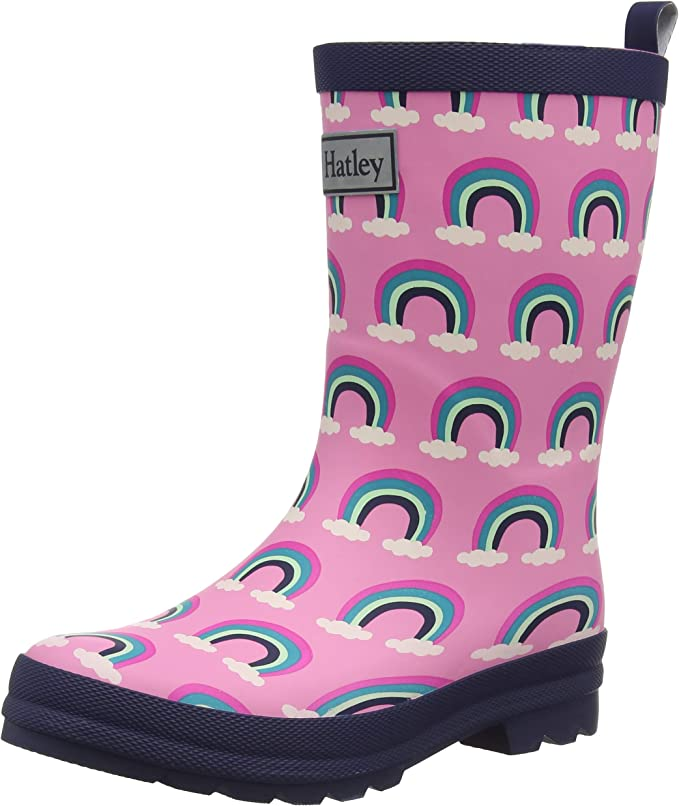 Hatley Girls Boot Liners Ankle Socks