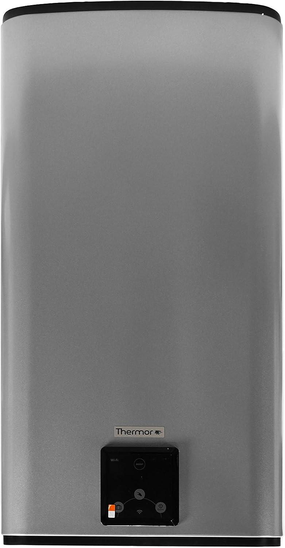 Thermor Groupe Atlantic Termo Electrico 100 litros | Calentador de Agua Vertical, Serie Onix Connect, Instantaneo - Aislamiento de alta densidad: Amazon.es: Bricolaje y herramientas
