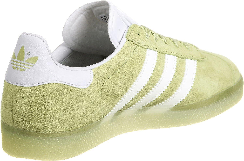 Adidas Herren Gazelle Hallenschuhe gelb Multicolor