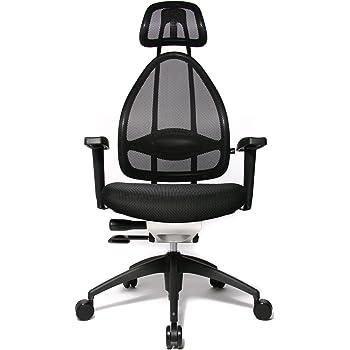 Wenn Sie auf der Suche nach einem guten Bürostuhl sind, werden Sie bei der Marke Topstar fündig.