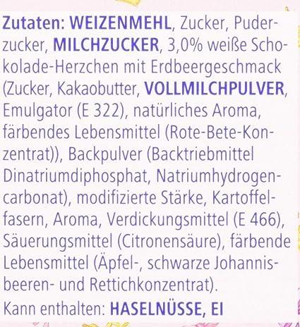 Dr. Oetker Prinzessin Lillifee Muffins Vanille-Geschmack, 397 g ...