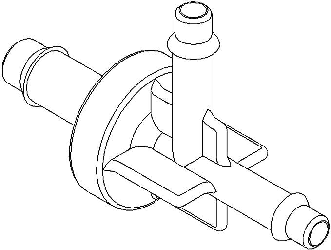 Amazon Com Acdelco 15 50568 Gm Original Equipment Vacuum Check