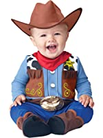 Déguisement shérif de l'Ouest bébé