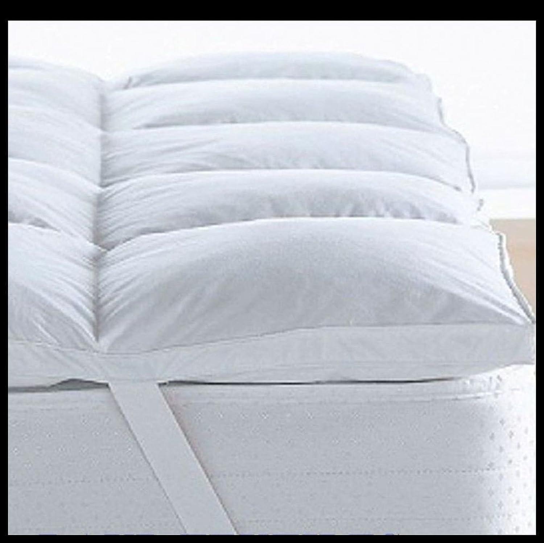 Highliving Alta Living ® Cubrecolchón de Microfibra, algodón ...
