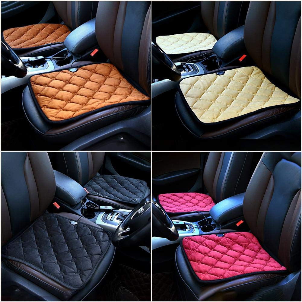 Amazon.com: Sundlight - Cojín calefactable para asiento de ...