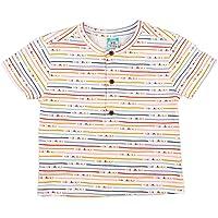 Top Top Contando Camisa de Polo para Bebés