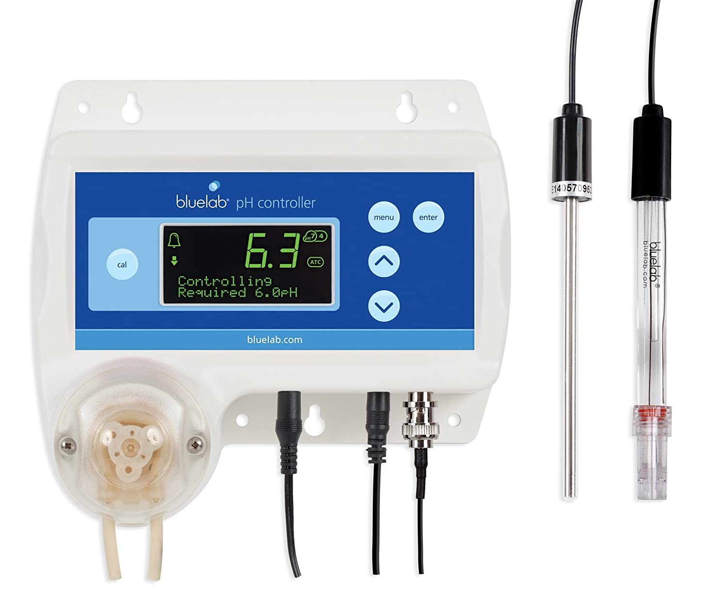 Bluelab CONTPH pH Controller with Hands Free Monitoring and Dosing of  Solution