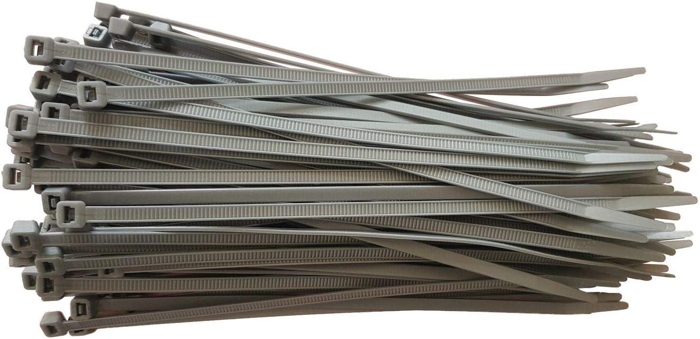 für Bündel bis 35mm 100 x Kabelbinder 3,6x140mm Farbe wählen