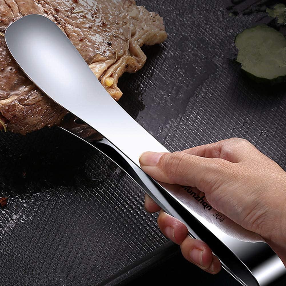 JZTRADING Pinzas De Cocina Pinzas Cocina Pinzas Pinzas para Hielo Servir Pinzas Tong Cocina Pinzas Pinzas para Alimentos Pinzas de Cocina Pinzas de Cocina 1
