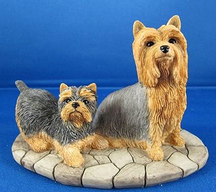 Sherratt and Simpson - diseño de perro Yorkshire y perro de peluche