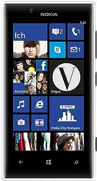 Nokia Lumia 720 - Smartphone libre (pantalla de 4,3