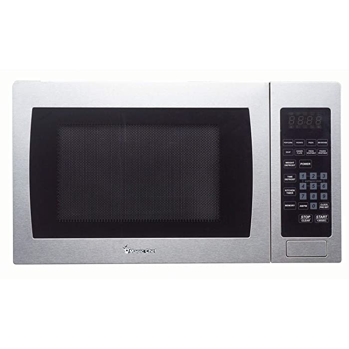 Top 10 Countertop Microwave Oven  Stainless Steel
