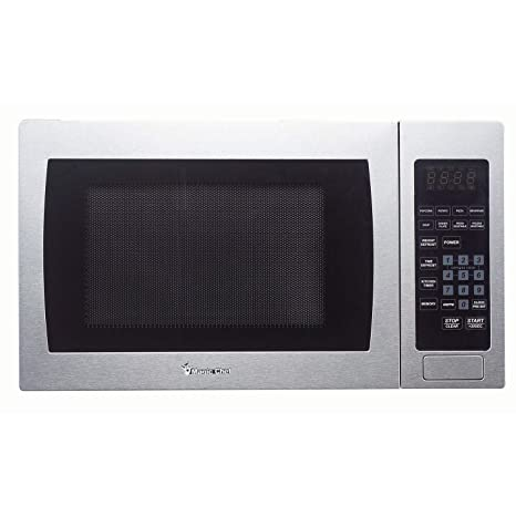 Amazon.com: Magic Chef MCM990ST 0,9 cu. Microondas ...