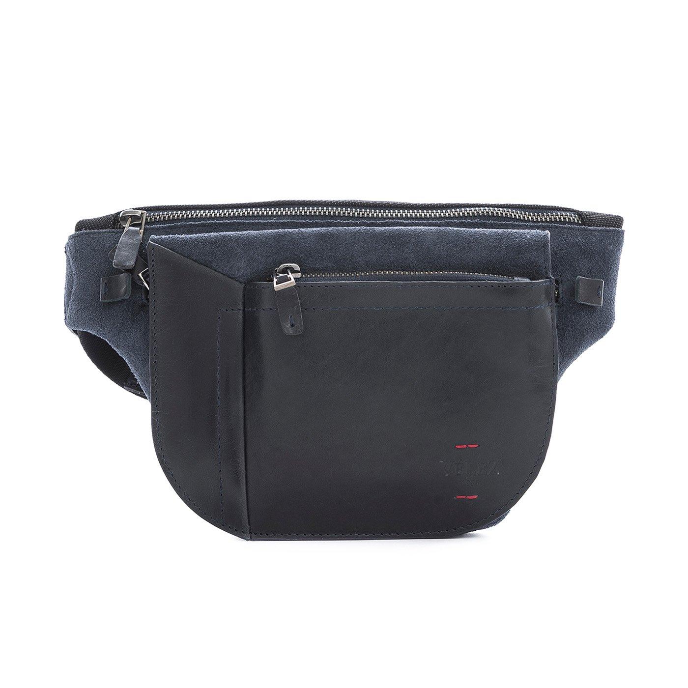 Amazon.com: Velez Mens Genuine Colombian Leather Chest Bag ...
