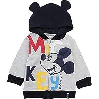 Disney Mickey Mouse - Sudadera con capucha para bebé