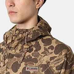 Columbia Sportswear Waterfowlers 1983 Jacket WE0858: Crouton Camo