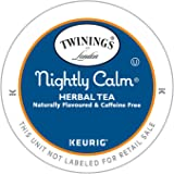 Twinings Nightly Calm K-Cup, 12 Count(Packaging may vary)