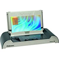 Fellowes - Helios 30 Thermal Binder - 5641001 - Thermo-relieur - 230V EU - 300 feuilles - Noir et Gris