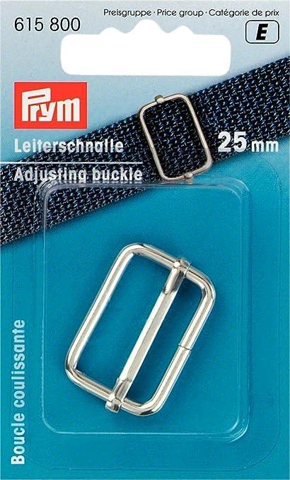 Prym Boucle de réglage, en métal, Argent, 25 mm  Amazon.fr  Cuisine ... afea345ee6d