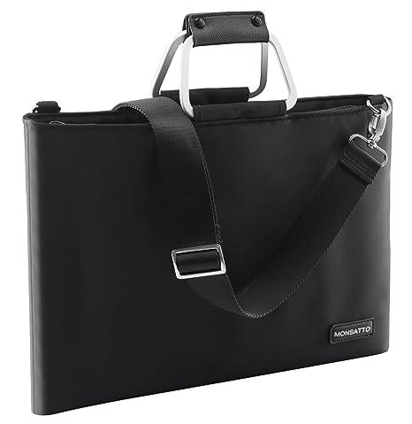 Review Business Laptop Bag, MONSATTO