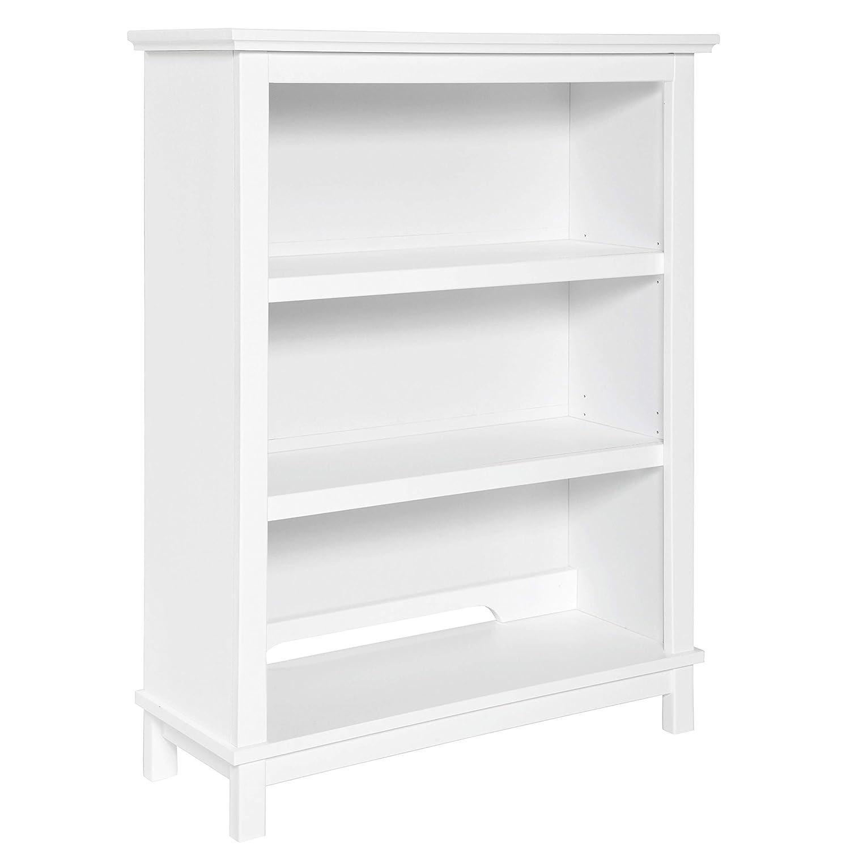 DaVinci Autumn Bookcase/Hutch, White