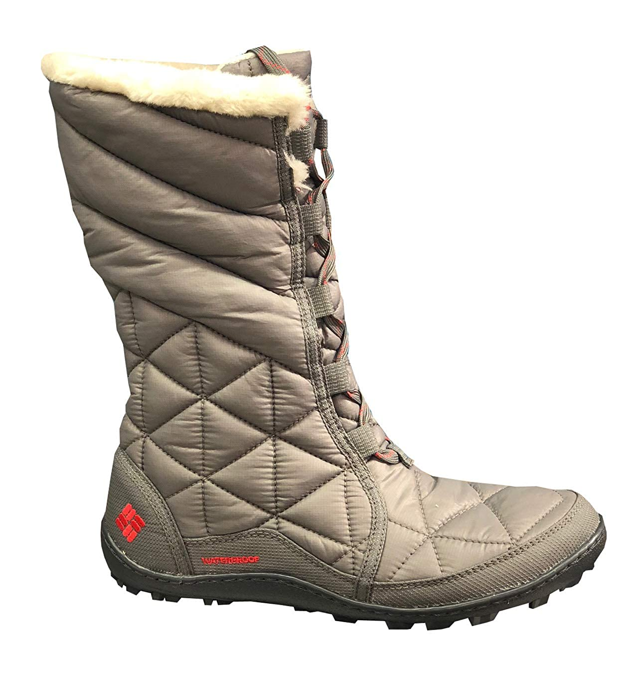 Columbia Womens Powder Summit II Mid Waterproof Snow Boots