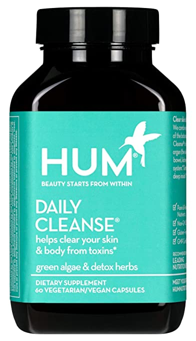 HUM Daily Cleanse Skin Supplement | HUM Nutrition