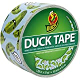 Duck Brand 282016 Printed Duct Tape, Dill With It, 1.88 Inches x 10 Yards, Single Roll