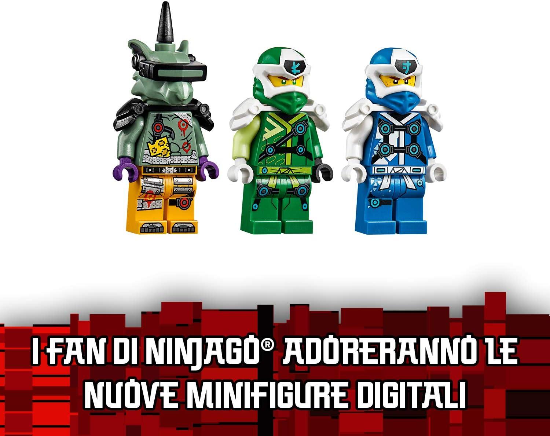 7-Power Lloyd-eroi carta-LEGO NINJAGO serie 4