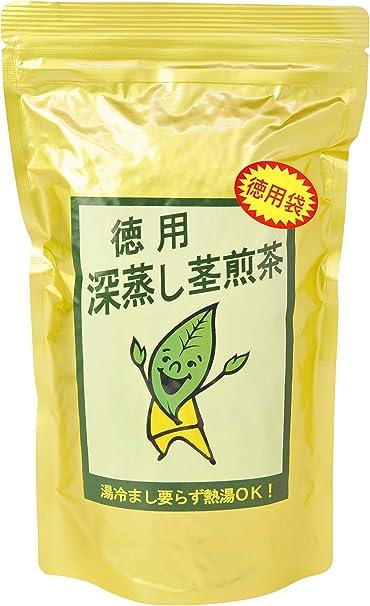 原田園 徳用 深蒸し 茎煎茶 300g