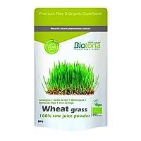 Biotona Wheat Grass 100% Raw Juice Powder – 200g