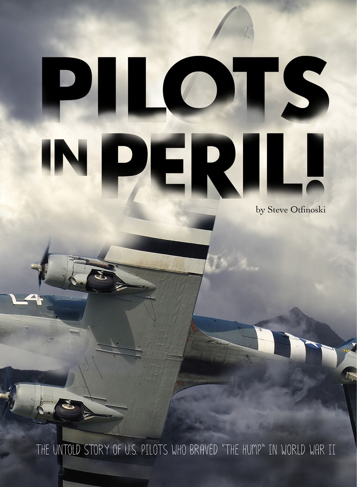 Pilots in Peril!: The Untold Story of U.S. Pilots Who Braved the Hump in World War II (Encounter: Narrative Nonfiction Stories)