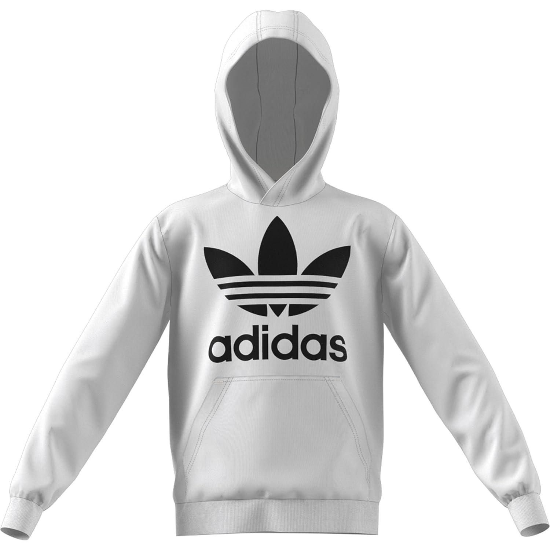 adidas J TRF Hoodie, Sweatshirt mit Kapuze Herren, Herren