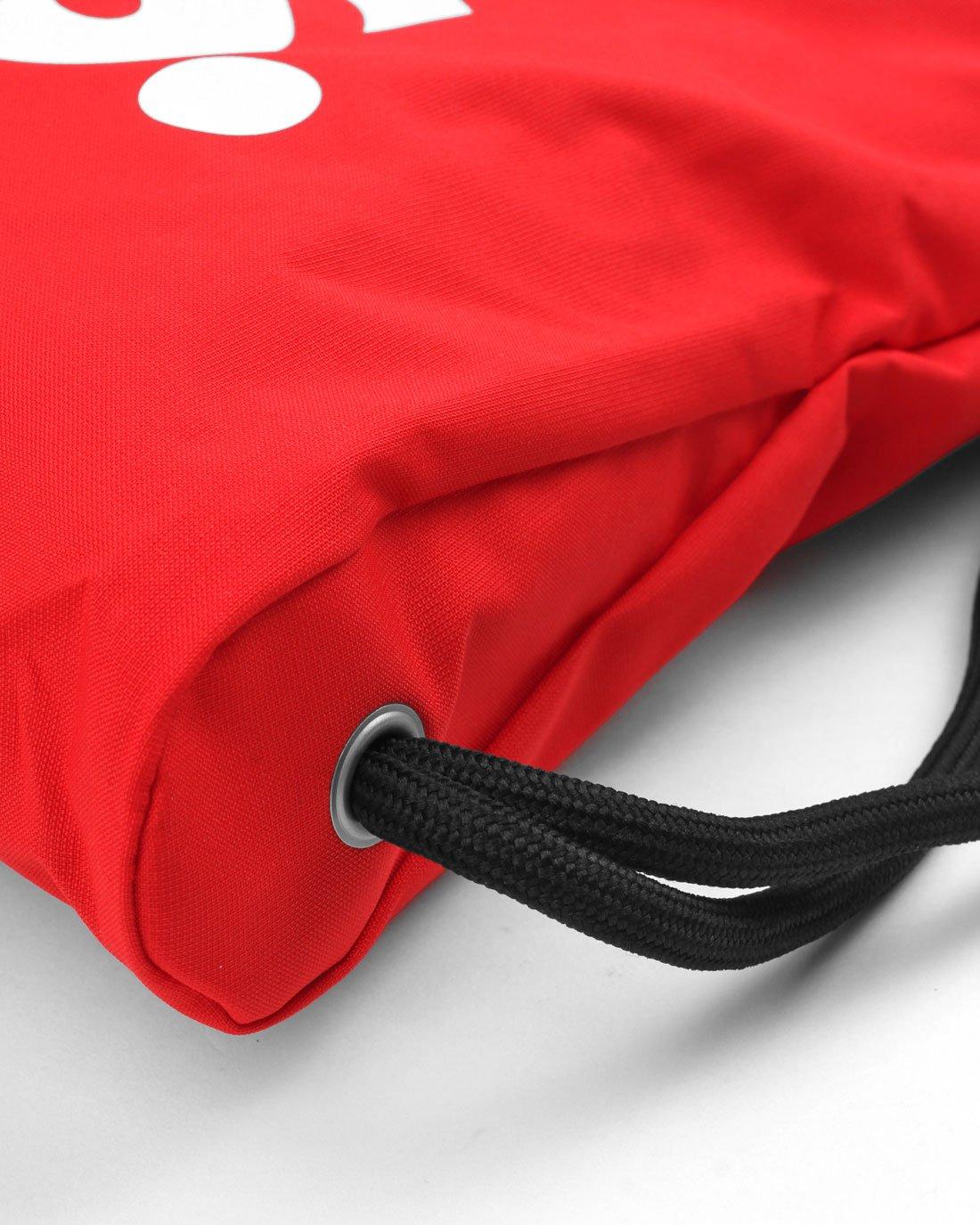 Herencia Gymsack gr/áfico Universidad Rojo//Negro Nike